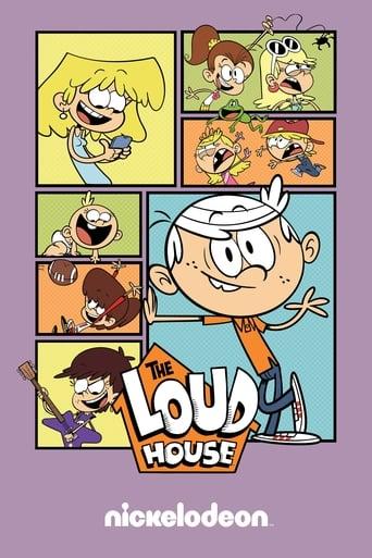 Från TV-serien The Loud House som sänds på Nickelodeon