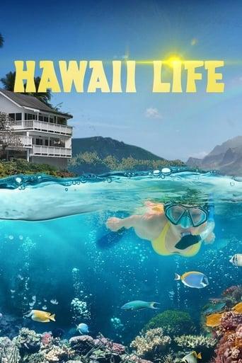 Från TV-serien Hawaii life som sänds på TV 11