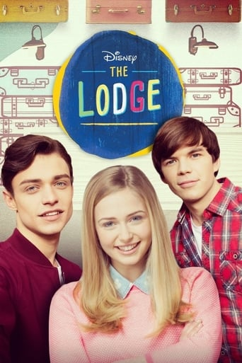 Från TV-serien The Lodge som sänds på Disney Channel