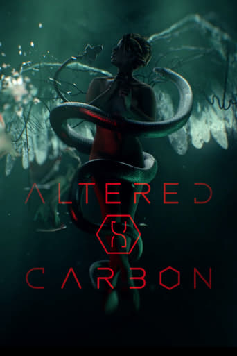 Tv-serien: Altered Carbon