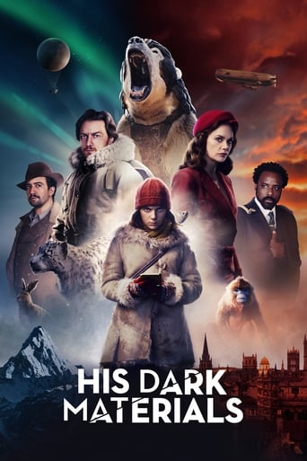 Tv-serien: His Dark Materials