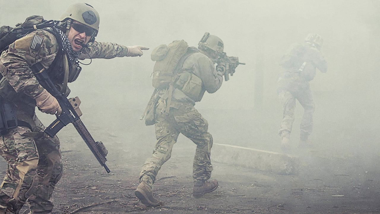 History Channel HD - The Warfighters