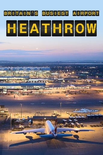 Tv-serien: Britain's Busiest Airport: Heathrow