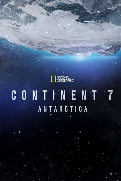Bild från filmen Continent 7: Antarctica