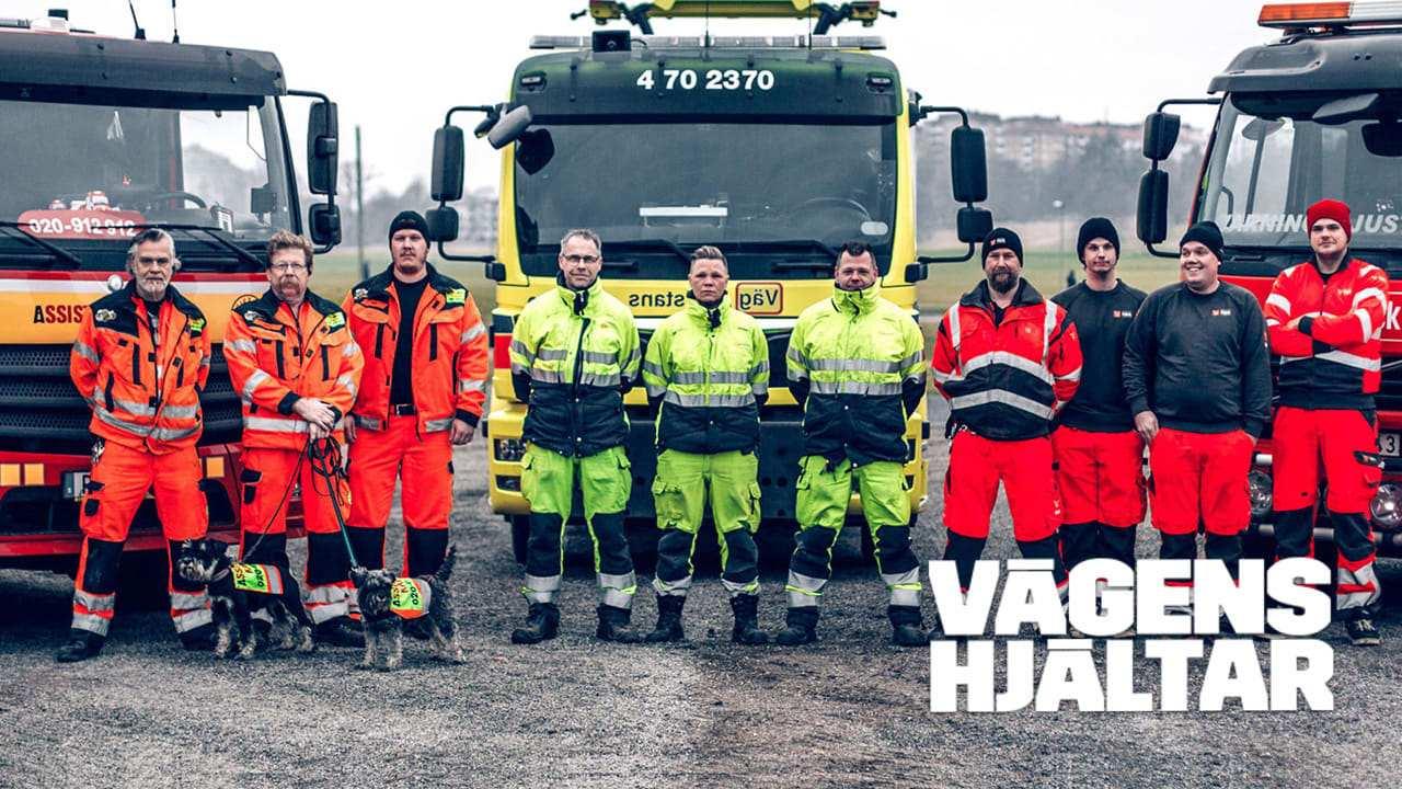 Kanal 5 - Vägens hjältar
