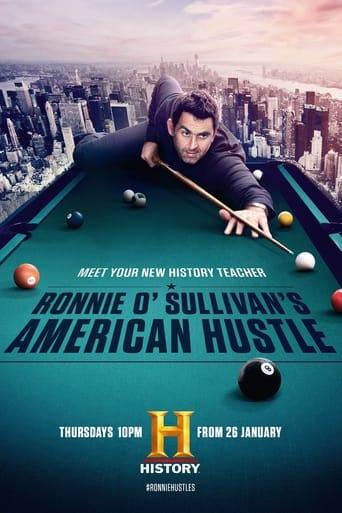 Bild från filmen Ronnie O'Sullivan's American hustle