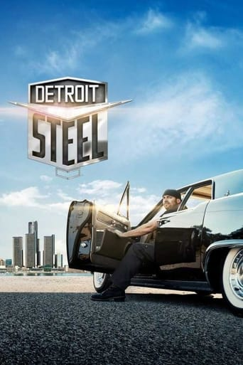 Tv-serien: Detroit Steel