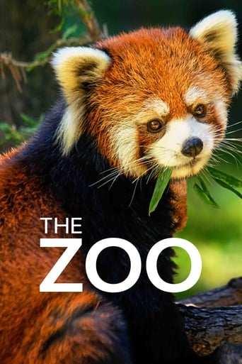 Från TV-serien The zoo som sänds på Animal Planet