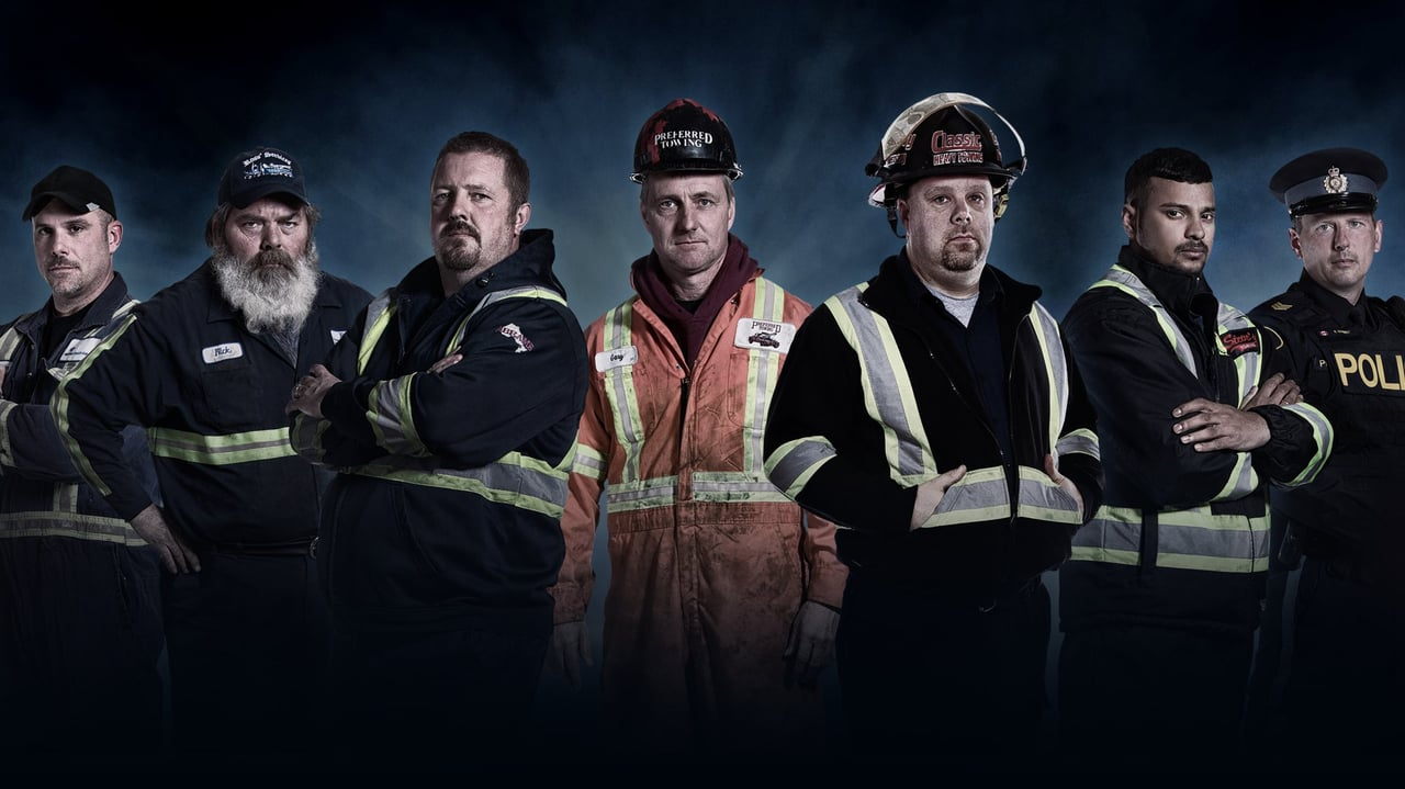 Discovery Channel - Heavy rescue