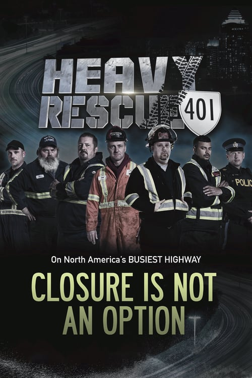 Tv-serien: Heavy Rescue: 401