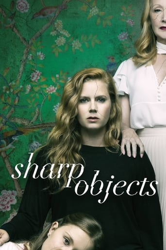 Tv-serien: Sharp Objects