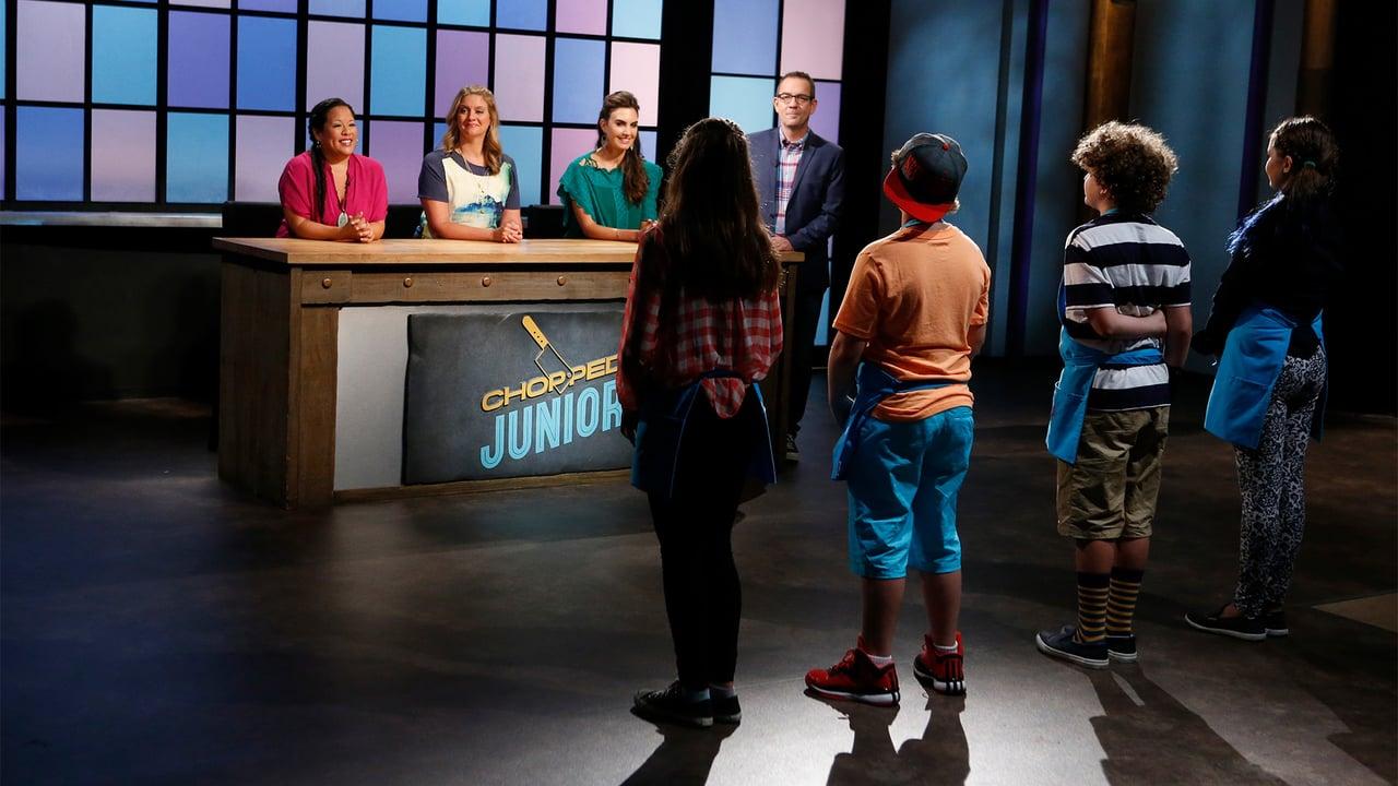 TV 11 - Chopped junior