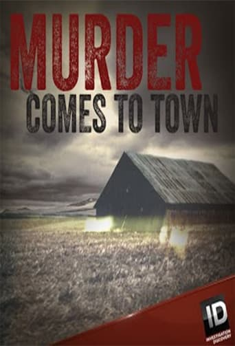 Tv-serien: Murder Comes To Town