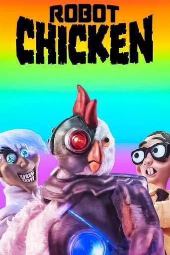Tv-serien: Robot Chicken