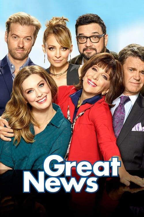 Tv-serien: Great News