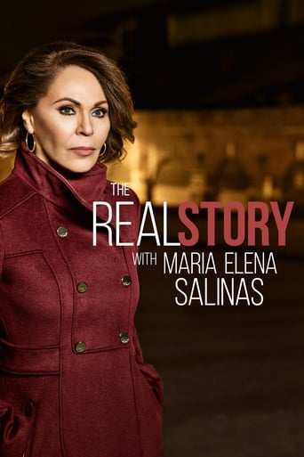 Bild från filmen The real story with Maria Elena Salinas