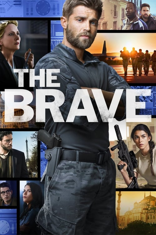 Från TV-serien The brave som sänds på TV3