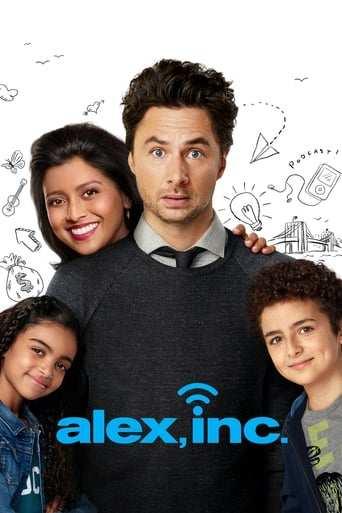 Bild från filmen Alex, Inc.