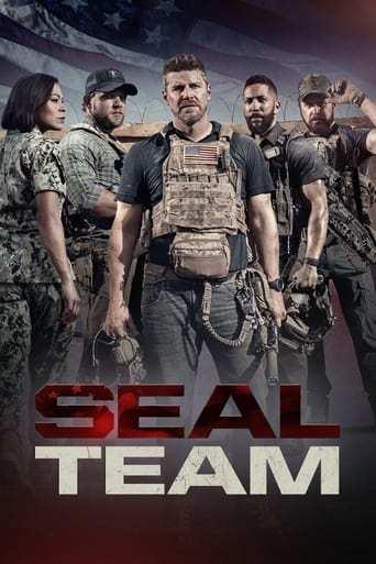 Bild från filmen SEAL team