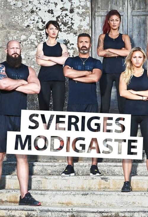 Från TV-serien Sveriges modigaste som sänds på TV6