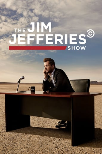 Bild från filmen The Jim Jefferies Show