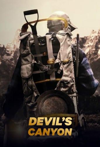 Bild från filmen Devil's canyon