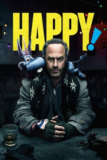 Tv-serien: HAPPY!