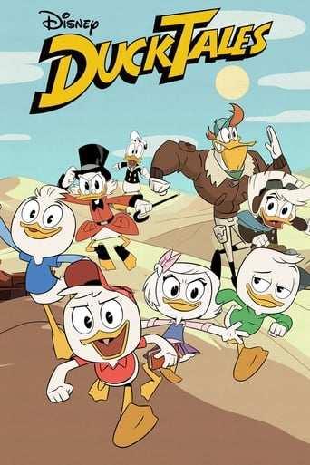 Bild från filmen Ducktales