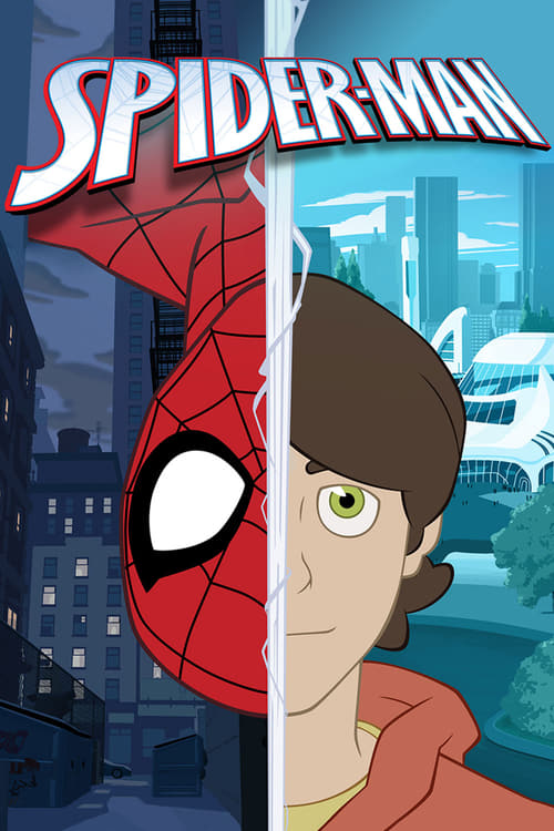 Från TV-serien Marvel's Spider-Man som sänds på Disney XD