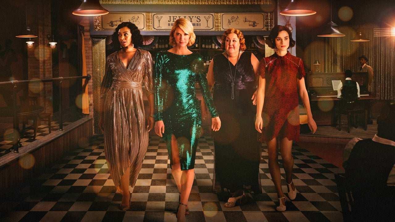 Paramount Network - Frankie Drake Mysteries