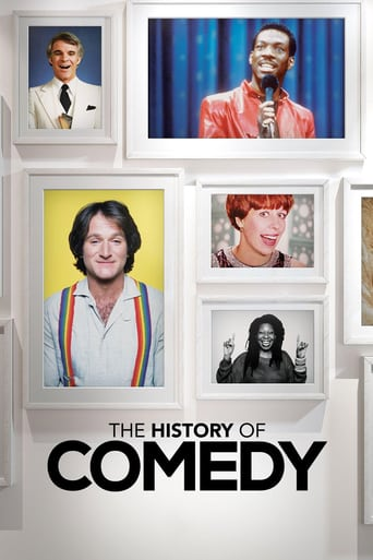 Tv-serien: The History of Comedy
