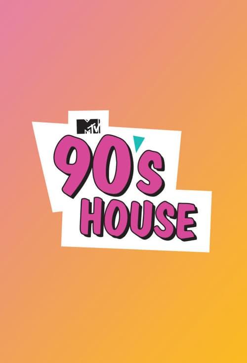 Från TV-serien 90's House som sänds på MTV