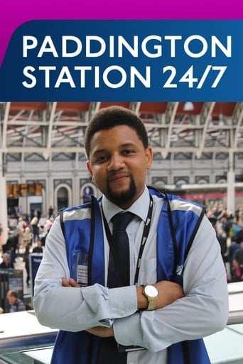 Bild från filmen Paddington Station