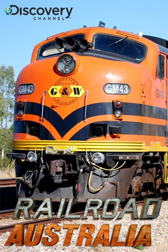 Tv-serien: Railroad Australia