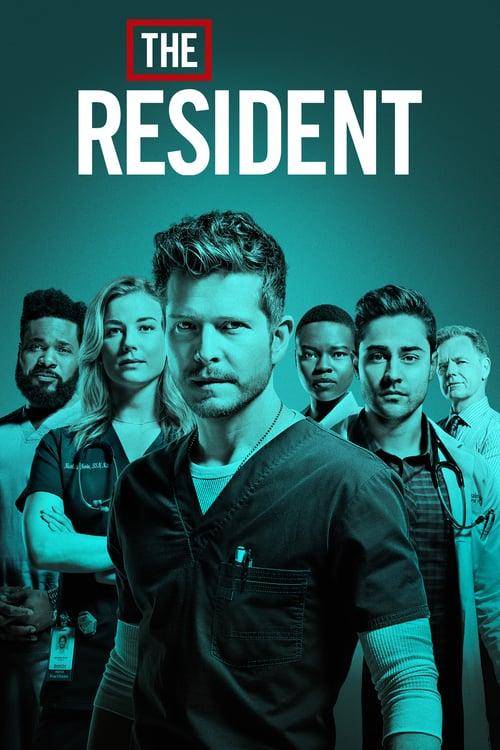 Från TV-serien The Resident som sänds på Fox