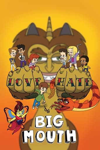Tv-serien: Big Mouth