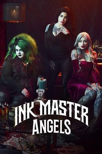 Bild från filmen Ink master: Angels