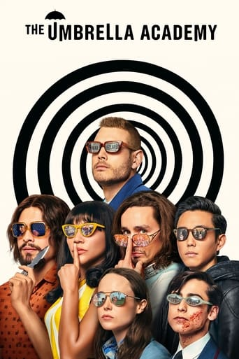 Tv-serien: The Umbrella Academy