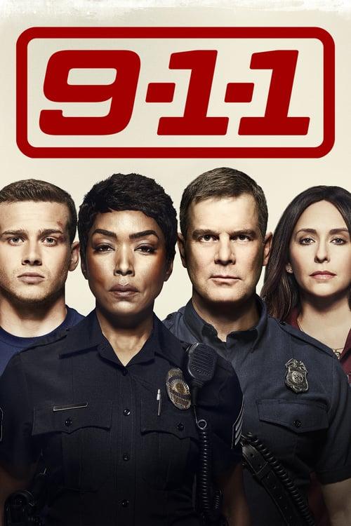 Från TV-serien 9-1-1 som sänds på Fox
