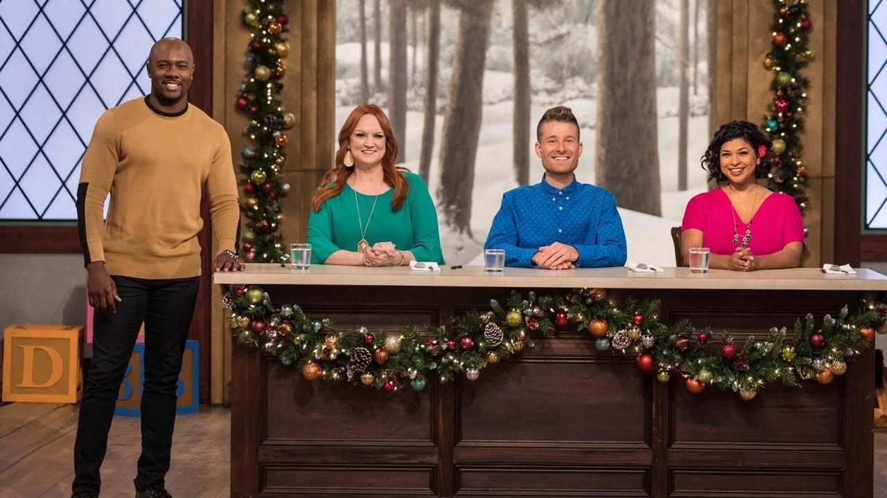 TV 11 - Christmas cookie challenge