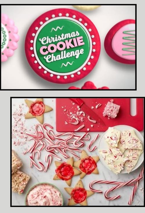 Tv-serien: Christmas Cookie Challenge