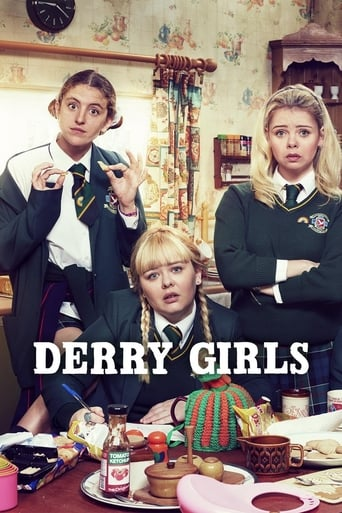 Tv-serien: Derry Girls