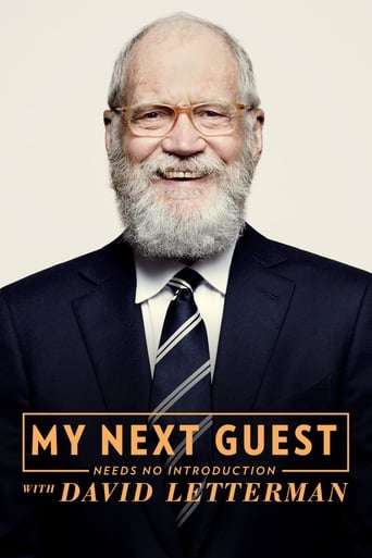 Tv-serien: My Next Guest Needs No Introduction With David Letterman