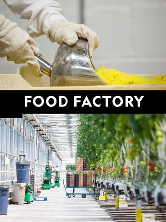 Från TV-serien Food Factory som sänds på National Geographic