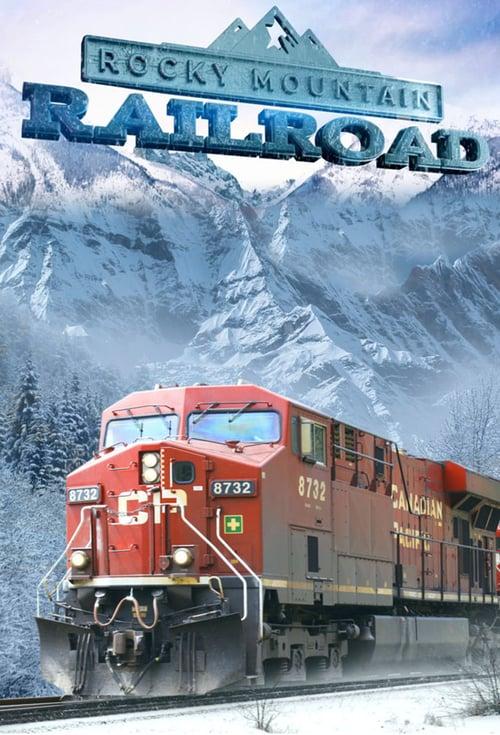 Bild från filmen Rocky Mountain Railroad