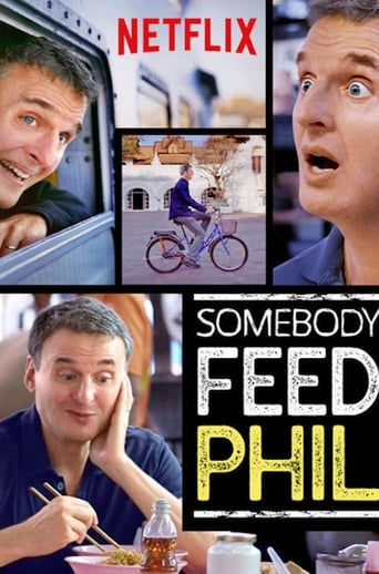 Tv-serien: Somebody Feed Phil