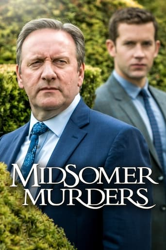 Från TV-serien Morden i Midsomer som sänds på TV3