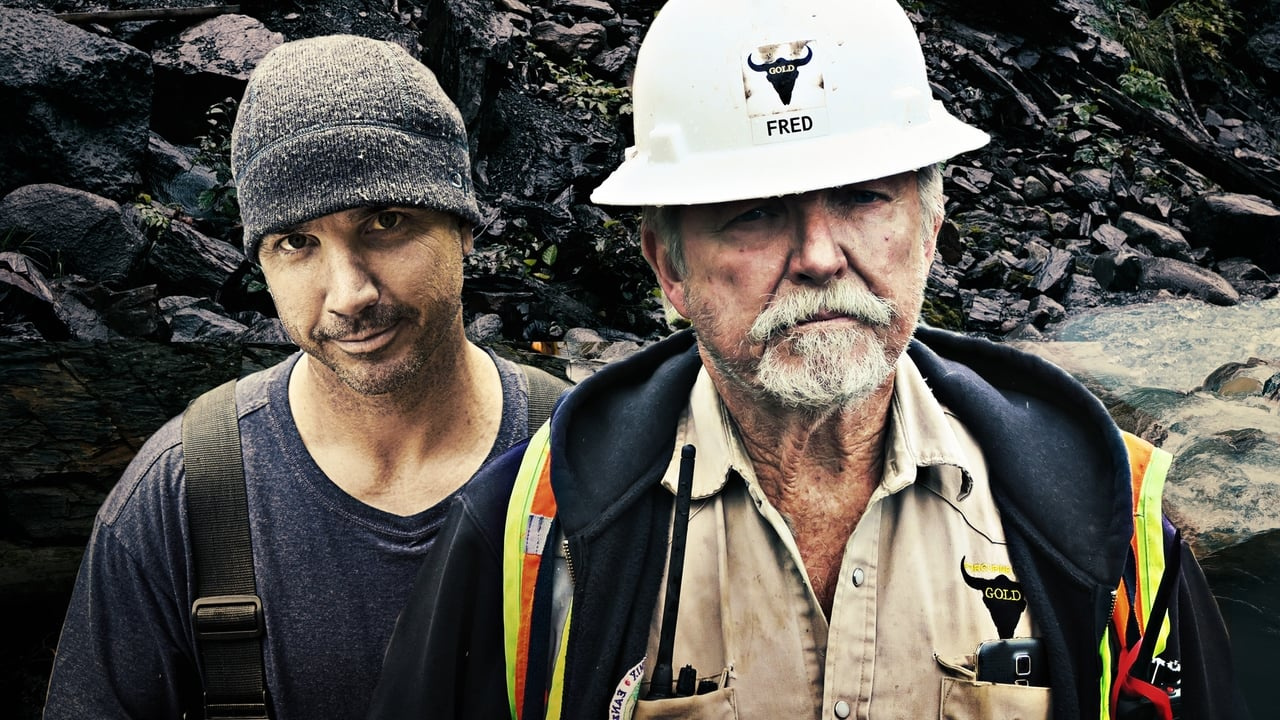 Discovery Channel - Gold rush: White water
