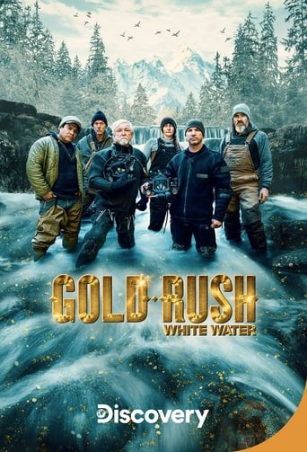 Från TV-serien Gold rush: White water som sänds på Discovery Channel
