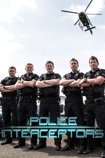 Från TV-serien Police interceptors som sänds på TV12